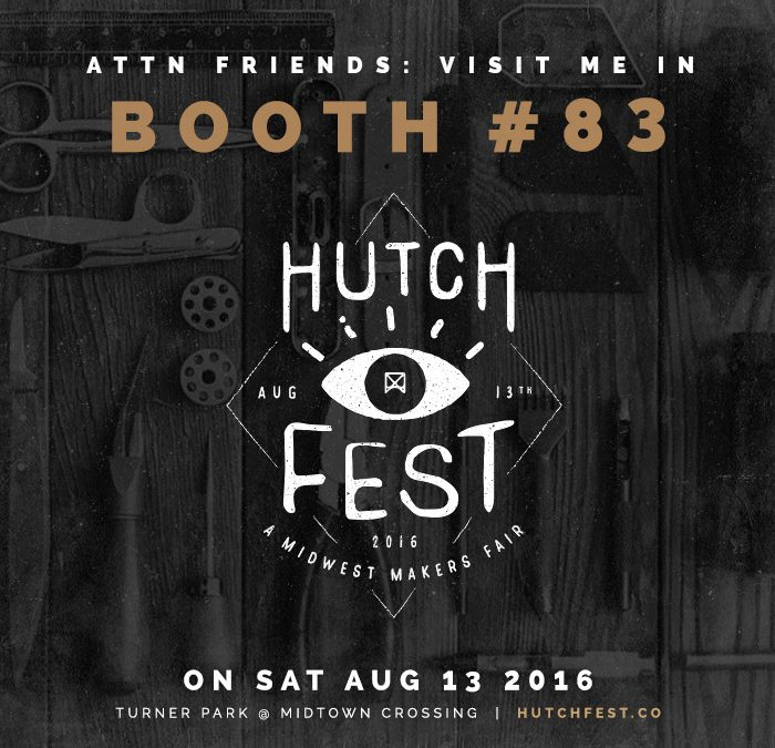 Hutchfest! August 13