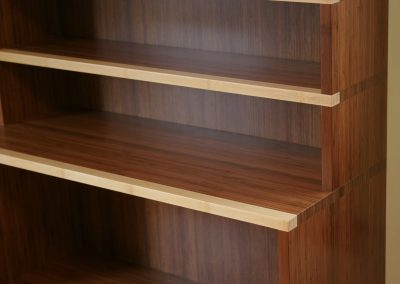 Bamboo Office Bookcase