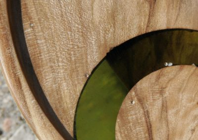Red Gum and Green