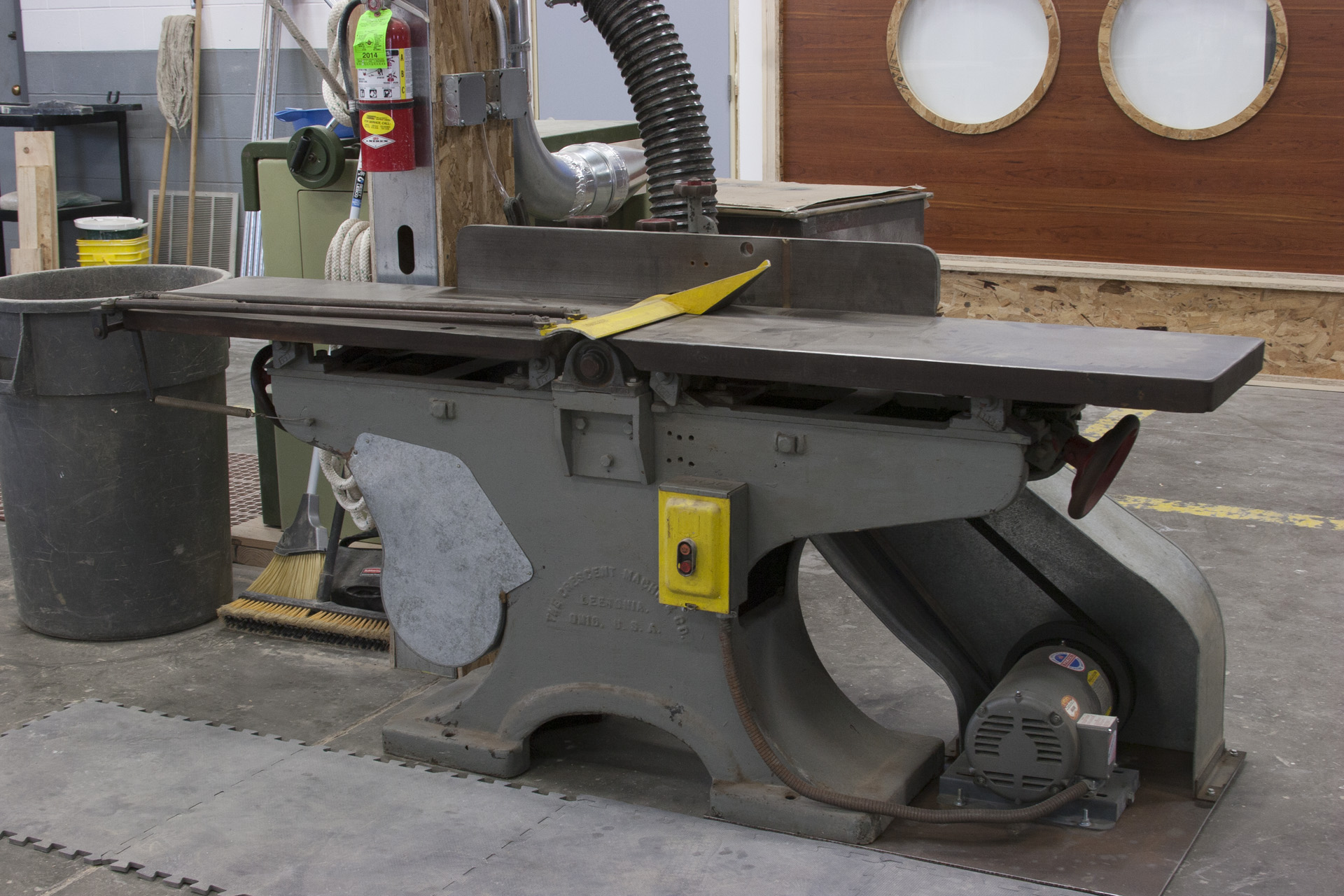 crescent 12 inch jointer