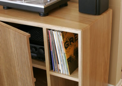 Gaughan Stereo Cabinet