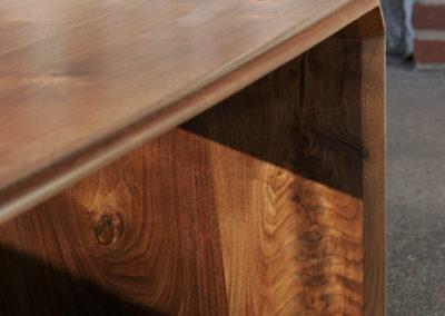 y=6x^2 parabolic coffee table