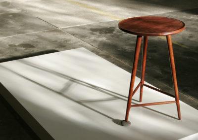 Stone Foot Tea Table