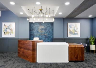 Centerline Reception Desk