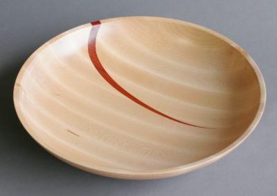Bowl Maple Padauk Stroke